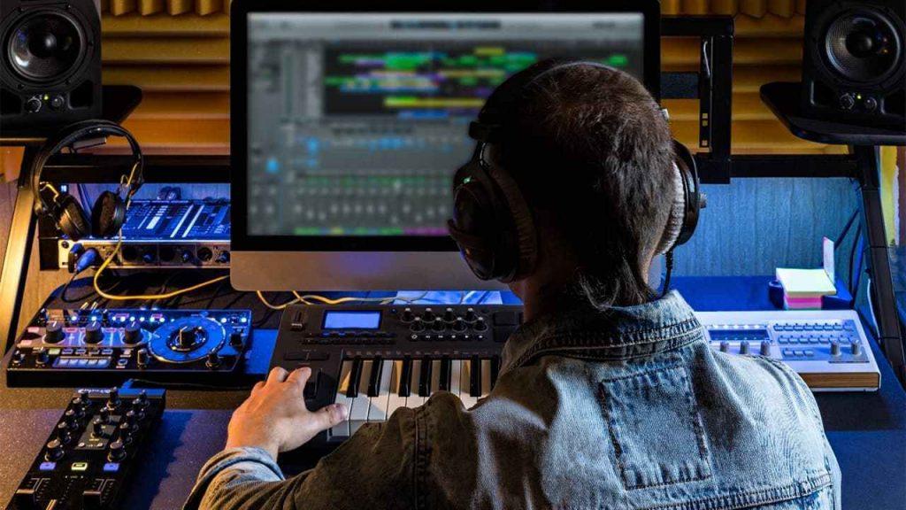producteur de musique